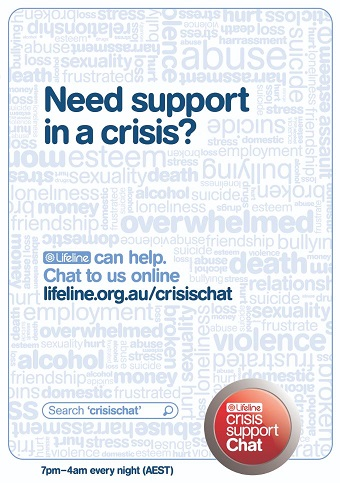 Link to Lifeline On-line Chat